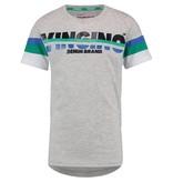 Vingino Vingino T-shirt Hepsie light grey melee