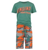 Vingino Vingino pyjama Wahid dusty green