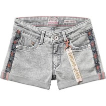 Korte broek Daimy light grey