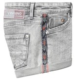 Vingino Vingino korte broek Daimy light grey