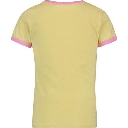 Vingino Vingino T-shirt Igonne pale yellow