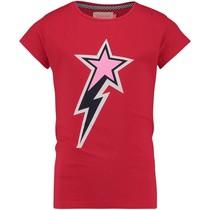 T-shirt Heska red lollipop