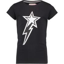 T-shirt Heska deep black