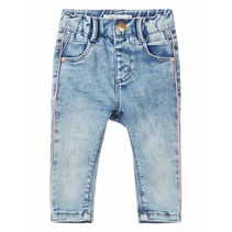 Spijkerbroekje Salli medium blue denim