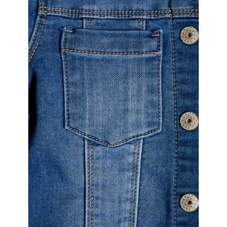 Name It Name It spijkerjasje Badea medium blue denim