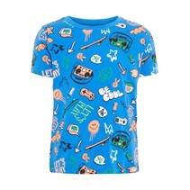 T-shirt Bassen strong blue