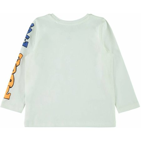 Name It Name It longsleeve Basso snow white
