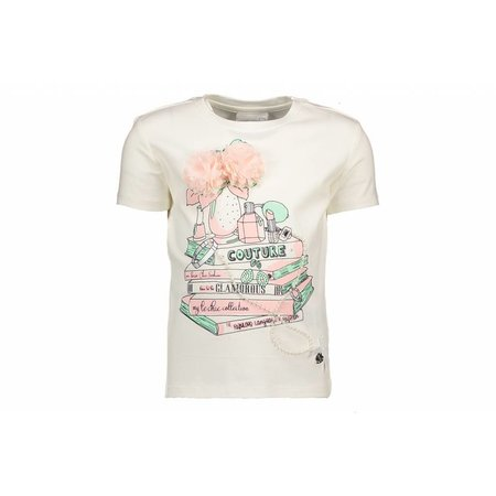 Le Chic Le Chic T-shirt fashion library off white