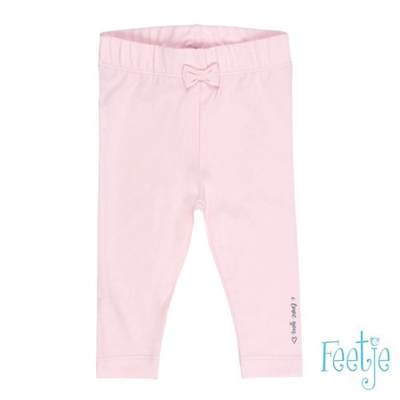 Feetje Feetje legging uni all of me roze