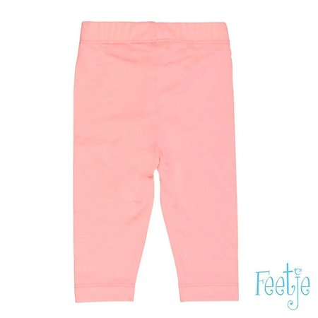 Feetje Feetje legging uni cherry sweet roze