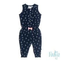 Jumpsuit aop cherry sweet marine