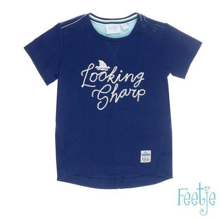 Sturdy Sturdy T-shirt looking sharp scuba indigo