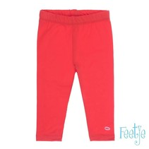 Legging uni sea view rood