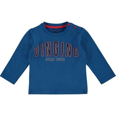 Vingino Vingino longsleeve Josah pool blue