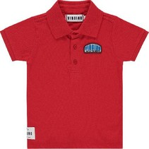 Polo Keke flame red