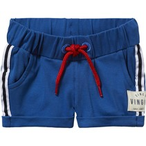 Korte broek Seppe pool blue