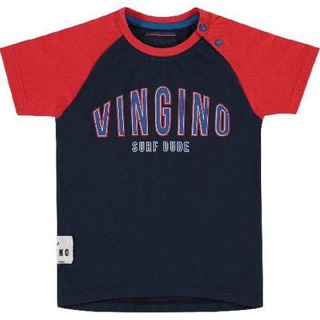 Vingino Vingino T-shirt Huck Dark blue
