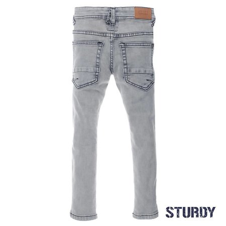 Sturdy Sturdy spijkerbroek grey slim fit denim