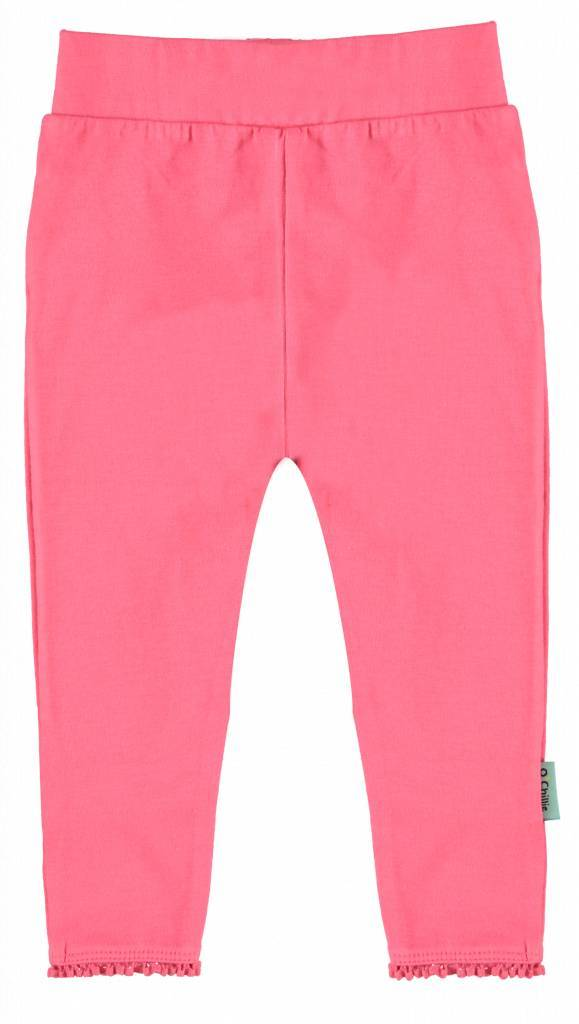 O'Chillie O'Chillie legging pink Miley