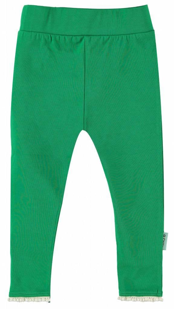 O'Chillie O'Chillie legging groen Lotte
