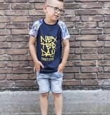 TYGO&vito TYGO&vito T-shirt strip navy