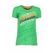 T-shirt aop nexterday green