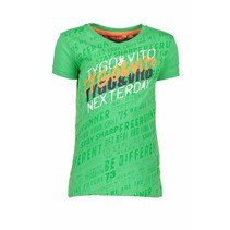 T-shirt aop nexterday green