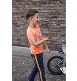 TYGO&vito TYGO&vito T-shirt neon get real shocking orange