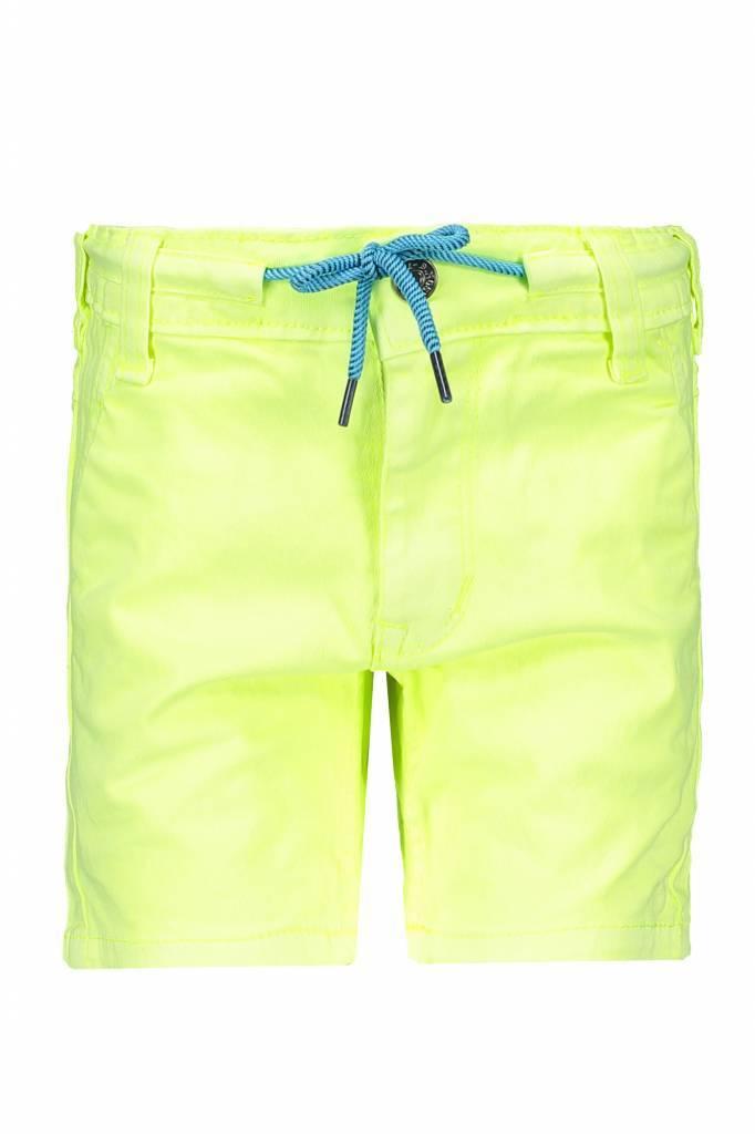 B.Nosy B.Nosy short garment dye neon yellow