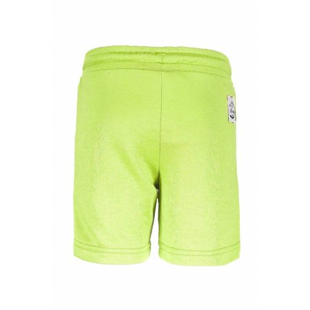 B.Nosy B.Nosy short with print on side neon yellow