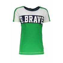 T-shirt b.brave grass green