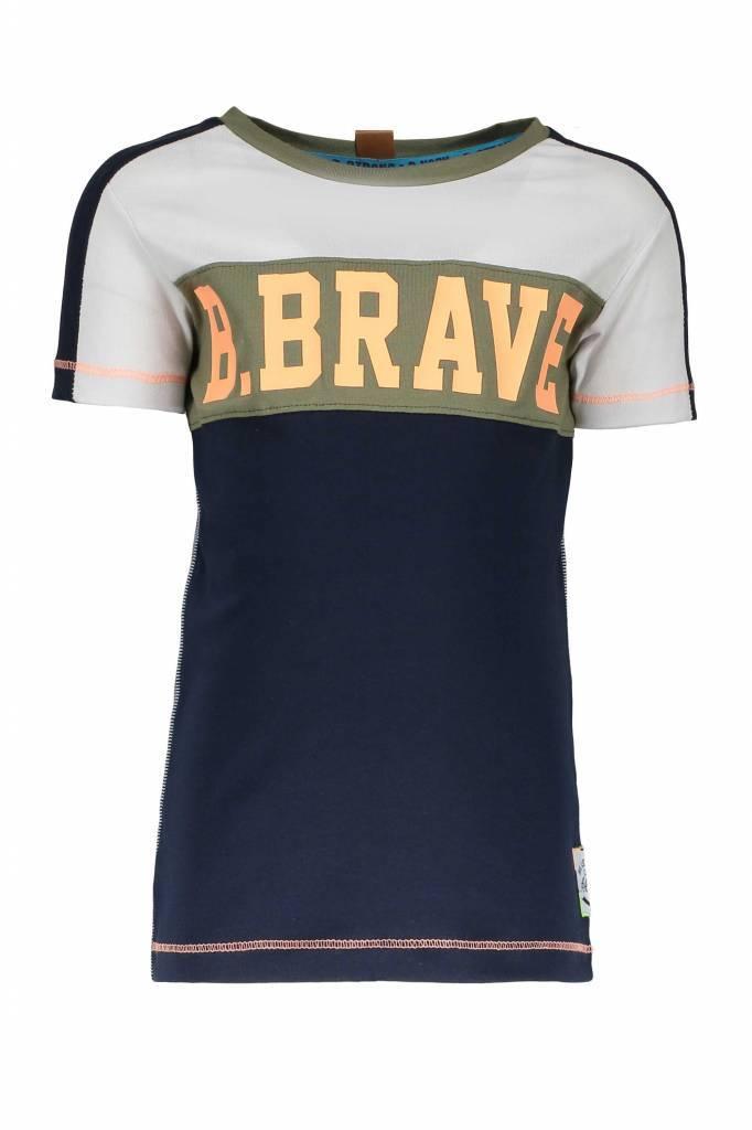 B.Nosy B.Nosy T-shirt b.brave midnight blue