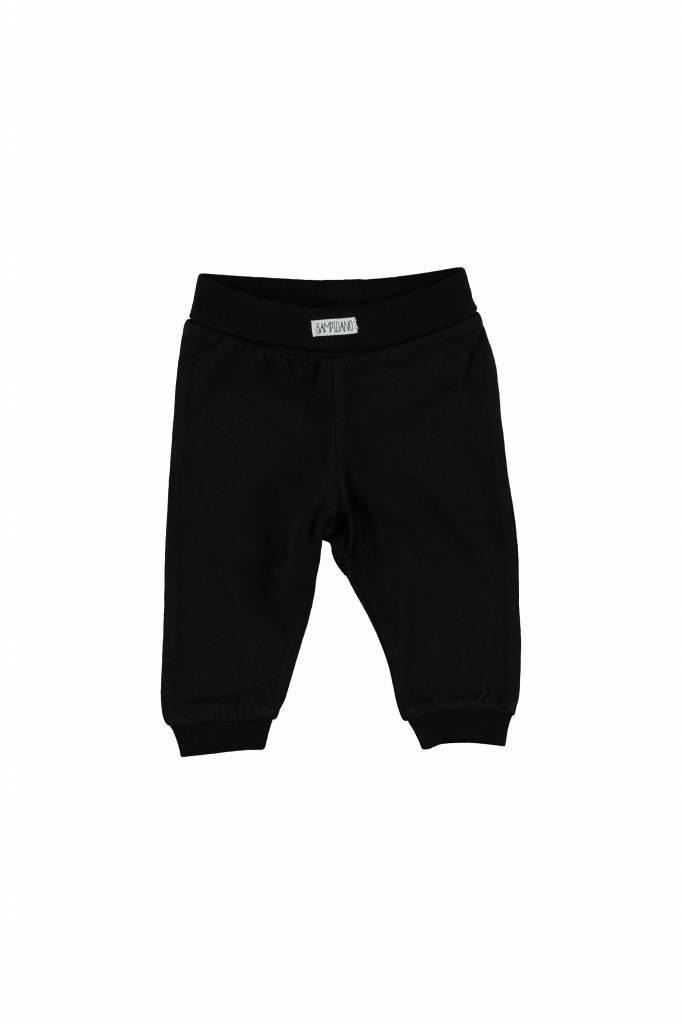 Bampidano Bampidano broekje plain black