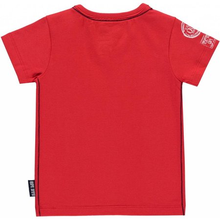Quapi Quapi T-shirt Rhon red