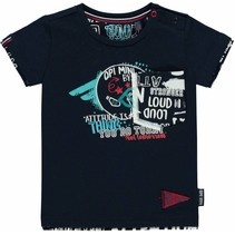 T-shirt Richard navy