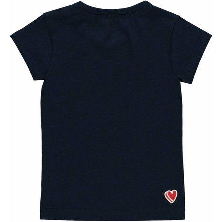 Quapi Quapi T-shirt Roma navy
