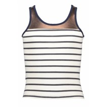 Tanktop Kanit twistable silver