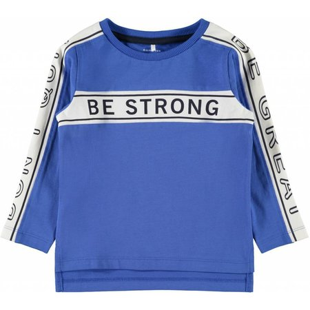 Name It Name It longsleeve Danny strong blue