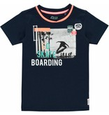 Quapi Quapi T-shirt Sep navy