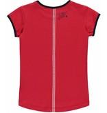 Quapi Quapi T-shirt Sindy rouge red