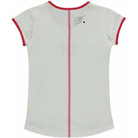 Quapi Quapi T-shirt Sindy white