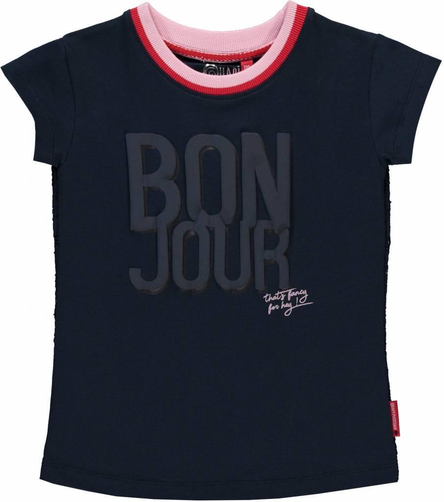Quapi Quapi T-shirt Simona navy