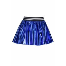 Rok coated skater metallic royal blue