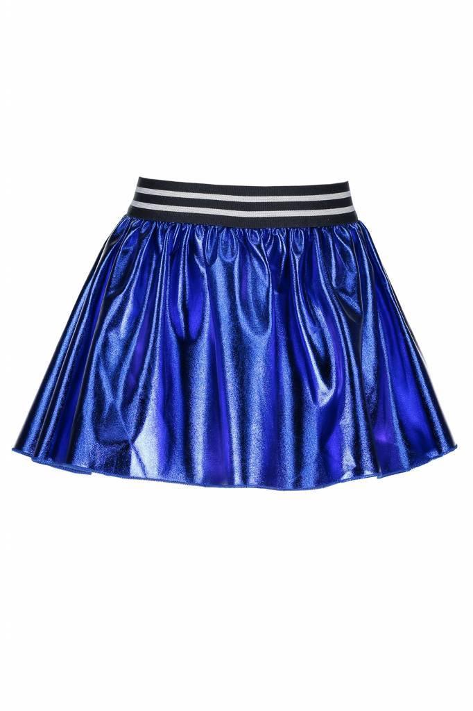 B.Nosy B.Nosy rok coated skater metallic royal blue
