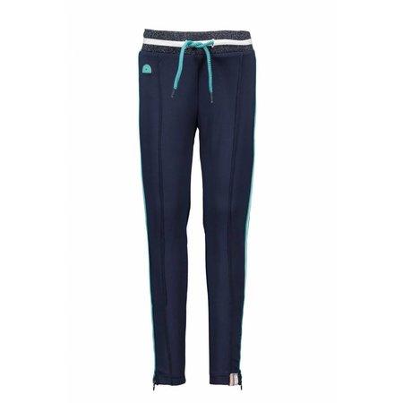 B.Nosy B.Nosy broek sportive with zipper midnight blue