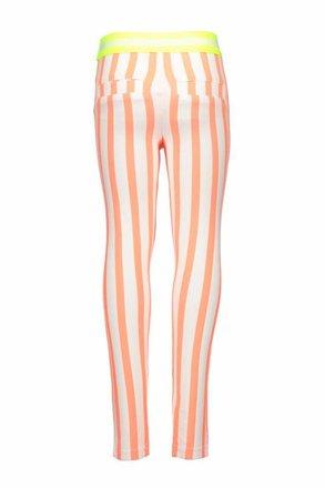 B.Nosy legging vertical stripe multicolor