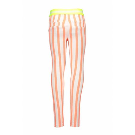 B.Nosy B.Nosy legging vertical stripe multicolor