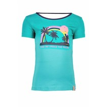 T-shirt b.famous hot turquoise