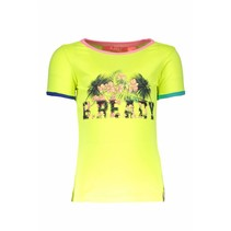 T-shirt b.ready electric yellow