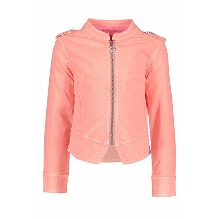 B.Nosy B.Nosy jasje garment dye bright salmon